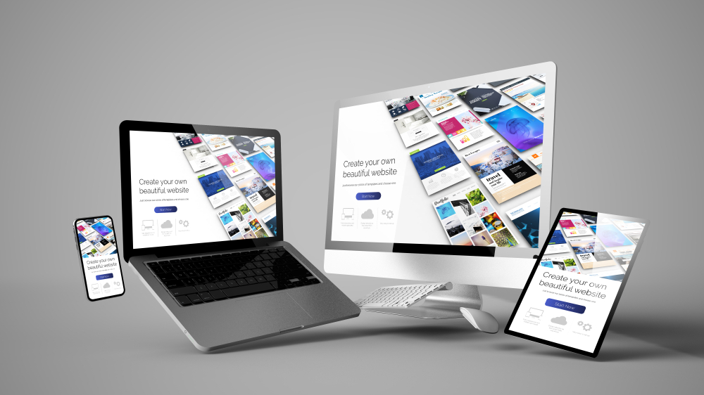 Web Design Package Bay Area
