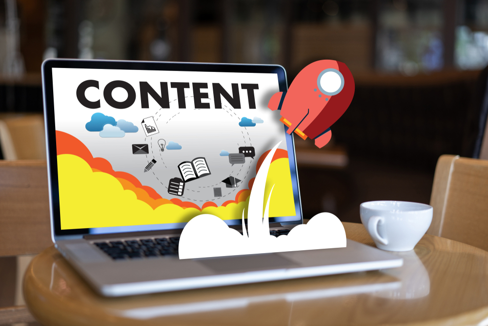 Content Writing in San Francisco
